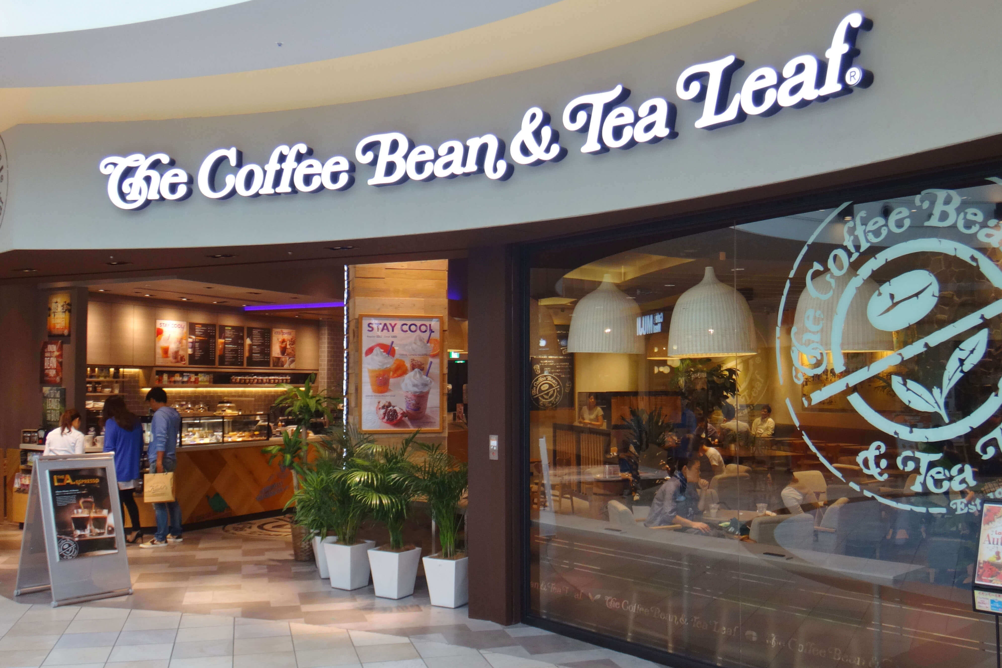 Jobs The Coffee Bean Tea Leaf